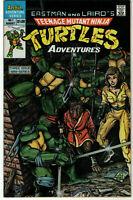 TEENAGE MUTANT NINJA TURTLES ADVENTURES 1 1988 ARCHIE COMIC 1ST BEBOP ROCKSTEADY
