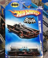 Hot Wheels Batman 1966 TV Series Batmobile FTE