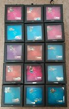 Olympic Pins - London Olympics 2012 - 15 2 pin box sets - all different sports