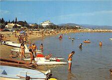 BR3814 La Londe Les Maures La plage de Miramar   france