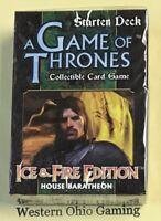 Baratheon House Power Token x5 Game of Thrones Card Fantasy Flight Promo LCG