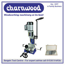NEW Charnwood W316P 5/8'' Bench Top Morticer Package Deal SAVE £30
