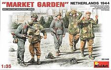 "1/35 MiniArt  35148   ""Market Garden"" Netherlands 1944 (5 Figures)  Plastic Kit"