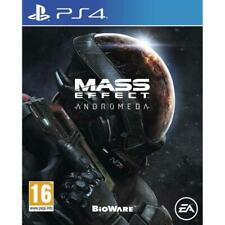 Mass Effect Andromeda - PS4 IMPORT neuf sous blister