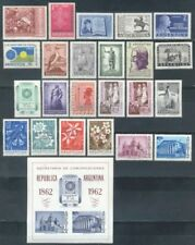 Argentina/Stamps, 1961 - Complete Year, Mnh.