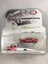 Acme Allan Moffat Racing 1/64 Ford F-350 Ramp Truck W/1969 Boss 302 Mustang