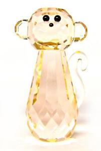 "[SPECIAL OFFER] ""Large Cute Monkey"" Austrian Crystal Figurine was AU$60.00"