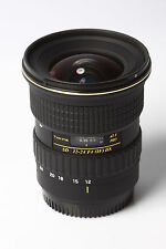 TOKINA SD 12-24 mm f4 (IF) DX II Lens Pour Canon