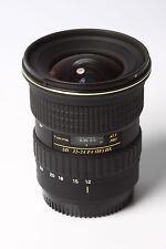 Tokina SD 12-24 mm F4 (IF) DX II Lens für Canon