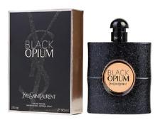 Black Opium By Yves Saint Laurent EDP 3.0 oz / 90 ml Women - Brand New & Sealed