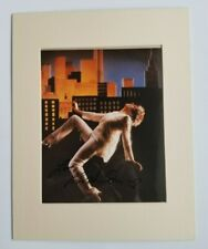 Liza Minnelli autographed, matted color photograph - signed, Cabaret
