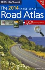 Rand McNally 2014 Large Scale Road Atlas [Rand McNally Large Scale Road Atlas U.