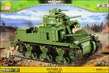 COBI M3 Lee (2385) - 530 elem. - WWII US medium tank