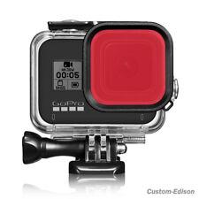 Sports Camera Accessories Set Goprohero8 Black Waterproof Case Gopro8