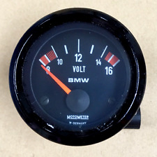 Volti­metro obsoleto reparado/Obsolete voltmeter repaired BMW R90S /6 first/7