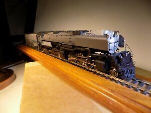 Rivarossi HO Scale Union Pacific 4-6-6-4 #3978 (Grey) NEW