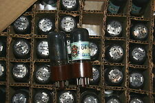 6F6G FIVRE (ITALY) TUBES 50's NOS same codes 4pcs. matched