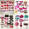 Bachelorette Party Photo Booth Funny Lip Mouth Bride To Be Hen Party Supplies