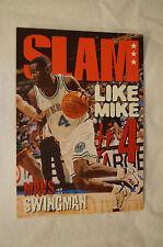 NBA CARD - Sky Box - Slam Like Mike Series - Mike Finley - Dallas Mavericks.