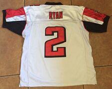 Reebok Matt Ryan Atlanta Falcons Jersey, 50