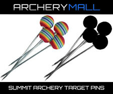 Summit Archery Target Pins (4 Pack) - Long pins