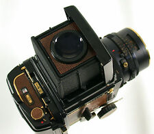 MAMIYA RB67 RB-67 Pro-S Golden Lizard body Gehäuse 1 of 300 in 1982 3,8/90 Sekor