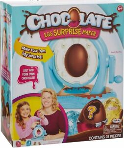 """New Chocolate Egg Surprise """"Chocolate Egg Surprise"""" Maker"""