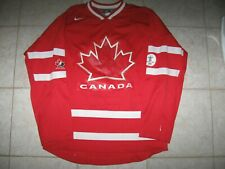 Team CANADA 2010 OLYMPICS Officially Licensed NIKE Jersey, Size Men's S