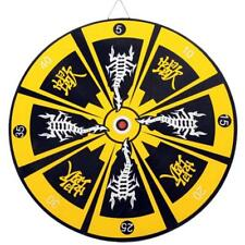 Oriental Stinger Bullseye Throwing Knife Target Dart Board