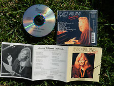 JESSICA WILLIAMS ~ GRATITUDE. Debut on the CANDID label from virtuoso pianist.