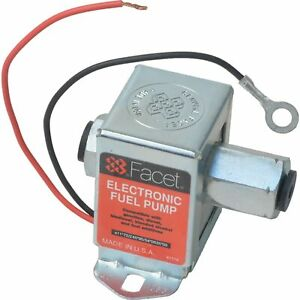 """Solid State Fuel Pump For 12V 1.5-2.5PSI 12"""" / 30.48cm Min Dry Lift; 40163N"""