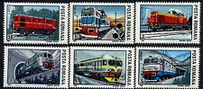 1987 Locomotives,Lokomotiven,Train,Diesel,Zug,Treno,Locomotiva,Romania,4366,MNH