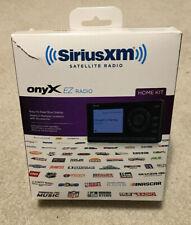 SiriusXM Onyx EZ Satellite Radio Receiver Home Kit - Black