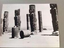 PHOTO MEXIQUE : ATLANTES TULA - Format 24x18cm