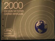 Ford 2000 Wiring Diagram for Crown Victoria & Grand Marquis