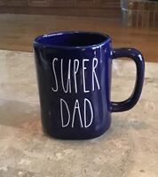 New RAE DUNN Super Dad Mug