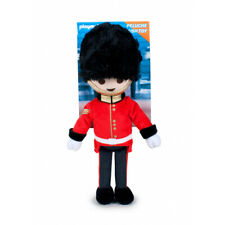 760015951 PELUCHE PLAYMOBIL ® GUARDIA REAL BRITÁNICO 30cm DELUXE EDITION