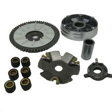 50cc Variator Set GY6 Scooter ATV QMB139 QMA139 8.5 Gram Roller Front Clutch