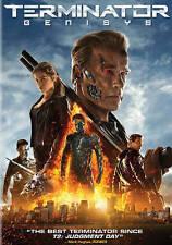 Terminator Genisys (DVD, 2015) JASON CLARKE EMILIA CLARKE ARNOLD SCHWARZENEGGER