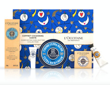 NEW L'Occitane XMAS 2018 Comforting Shea Butter Collection Gift Pack Free Post