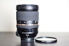 Tamron AF 24-70mm f/2.8 Di VC FX Lens w/ Tiffen UV Filter For Nikon!