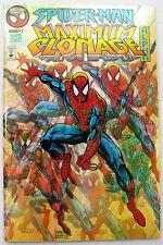 Spider-Man #1 Maximum Clonage Alpha Gold Variant Limited 2,000 copies BIG PICS
