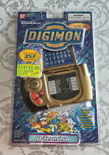 Digimon D-Terminal (oro Limited Edition, English version)
