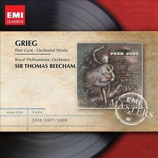 GRIEG: PEER GYNT (NEW CD)