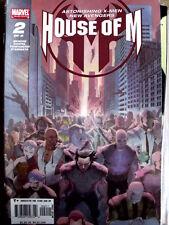 House of M n°2 2005 ed. Marvel Comics  [G.179]
