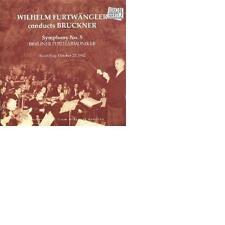 Wilhelm Furtwängler conducts Bruckner Symphony No. 5 di Berlino esibirsi NUOVO