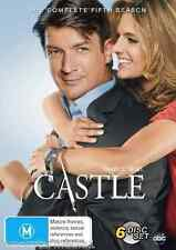 Castle Season 5 DVD : NEW