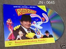 Who Framed Roger Rabbit on LaserDisc