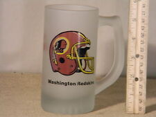 Washington Redskins 1987 Nfc Champions Frosted Beer Mug