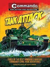Tank Attack: Three of the Best Armoured Warfare Commando Comic Book Adventures,